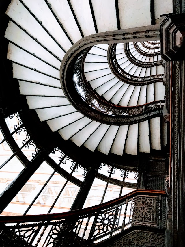 Stairway in Rookery