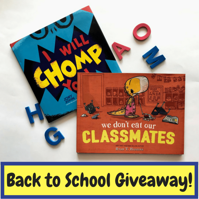 Page and Print Back to School Giveaway