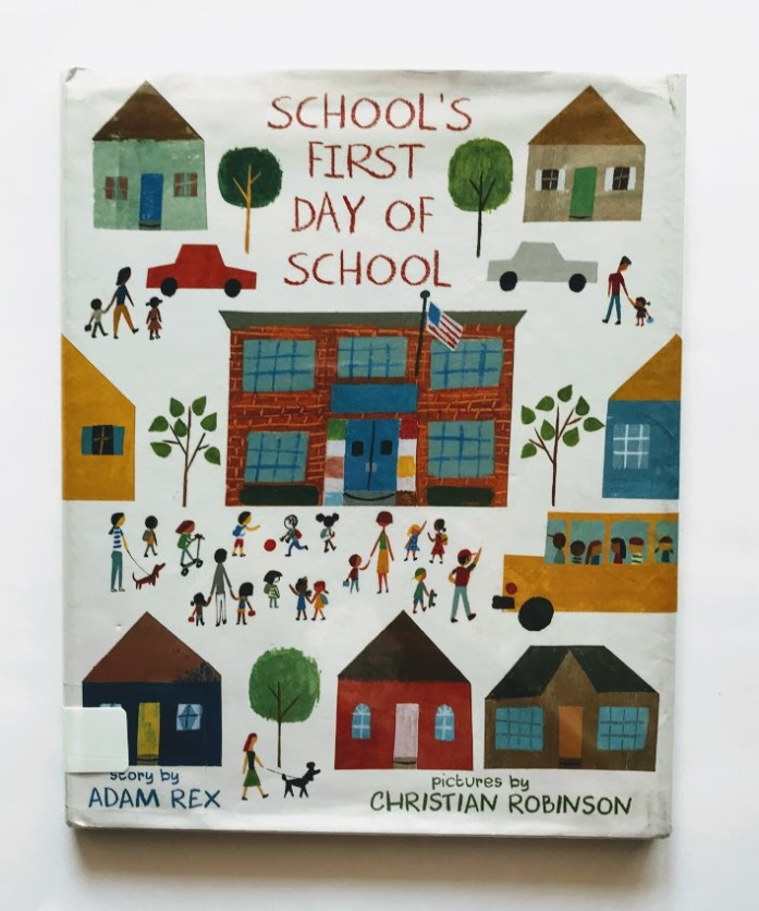 Schools First Day of School book review