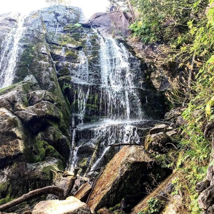 Bells Canyon Waterfall