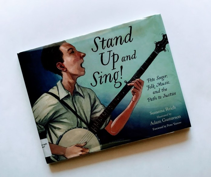 Pete Seeger book review