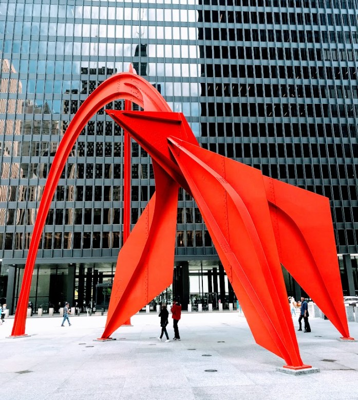 Chicago Picasso sculpture