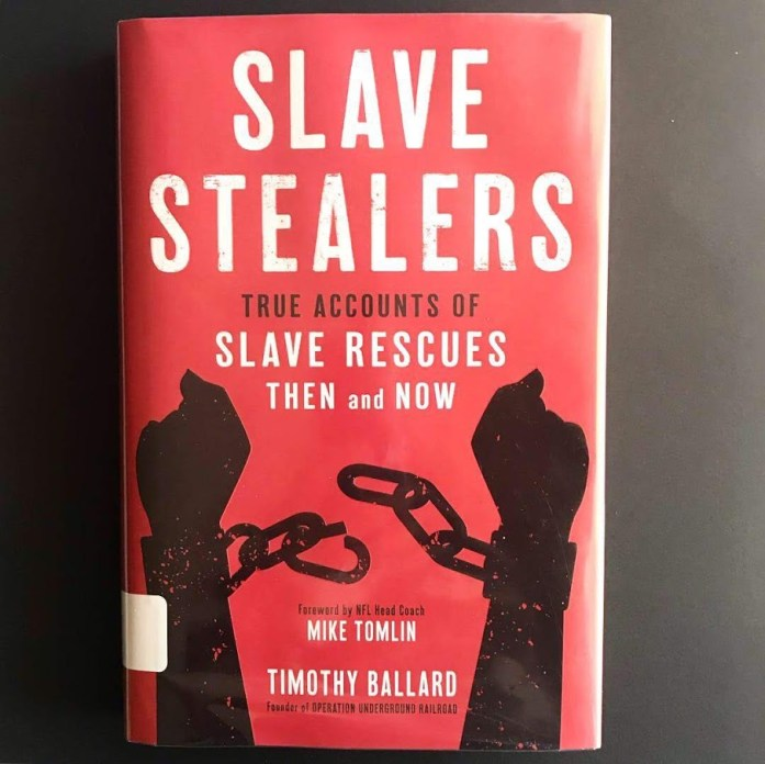Slave Stealers book review