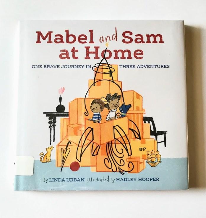 Mabel and Sam at Home book review