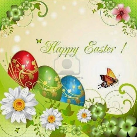 Easter 2014 Greeting Wallpapers
