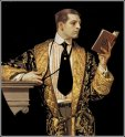 BAM RM leyendecker-man-reading-book
