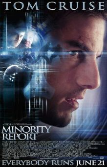 """Minority Report"" based on the short story 'Minority Report'"