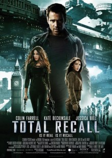 """Total Recall"" based on the short story 'We Can Remember it For You Wholesale'"