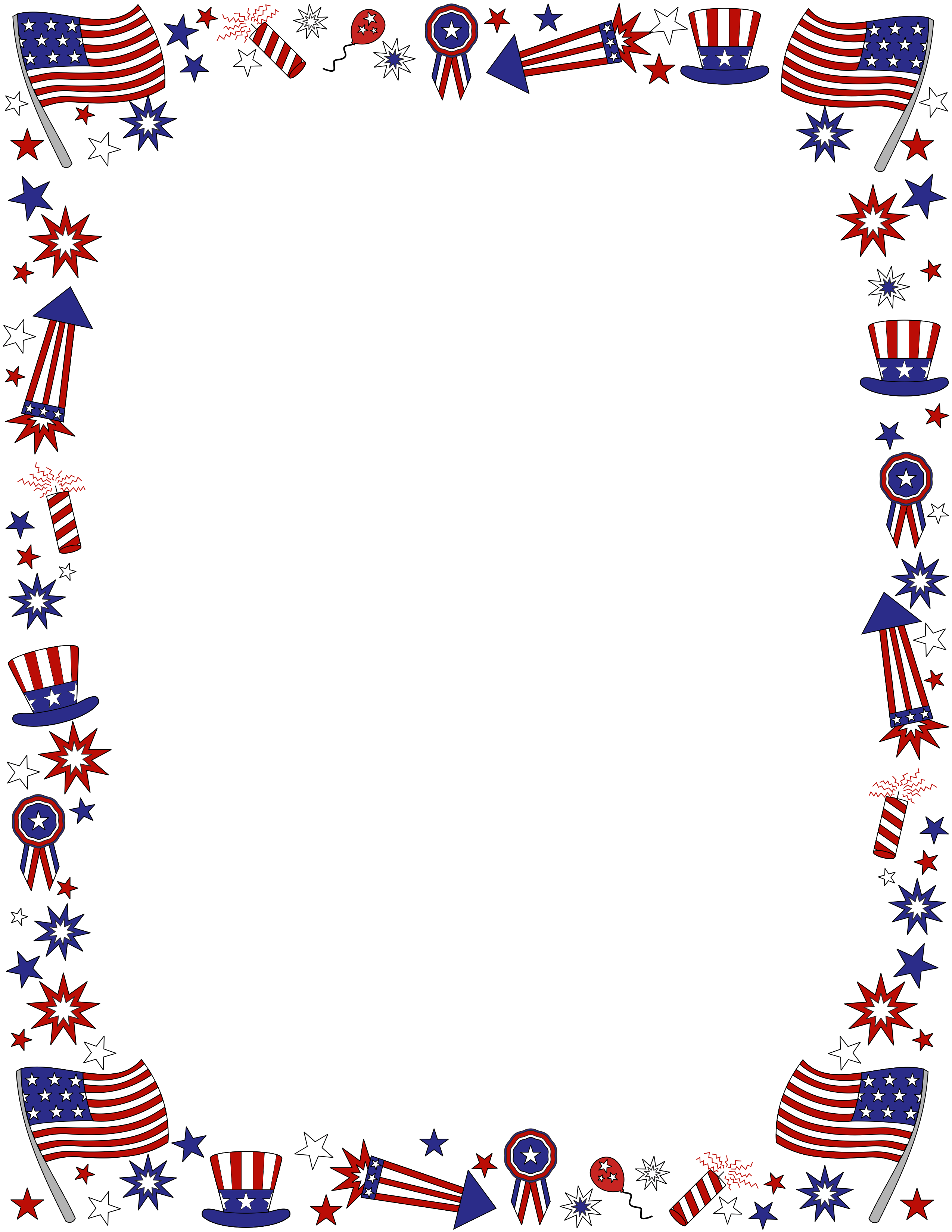 Page Borders Page 2 Free Printable Borders And Clip Art