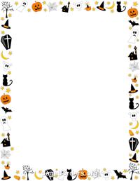 halloween border images