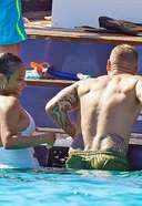 christina milian hot images on a boat during holidays in st tropez 3. o 128w 186h