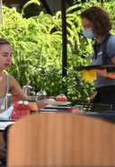 Kimberley Garner Latest Pictures at the Hotel Martinez in Cannes