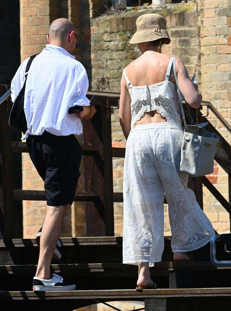 Melissa George Latest photos and pics in Venice