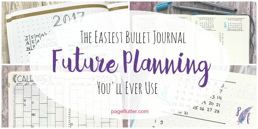 The Easiest Future Planning Method You Ll Ever Use Page
