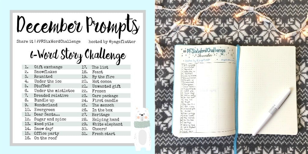 december journal writing prompts Lots and lots of writing prompts a writing prompts appropriate for all grades 1 think about a time when something special or unusual happened at school.
