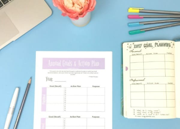 Essential Guide to Goal Setting in Your Bullet Journal