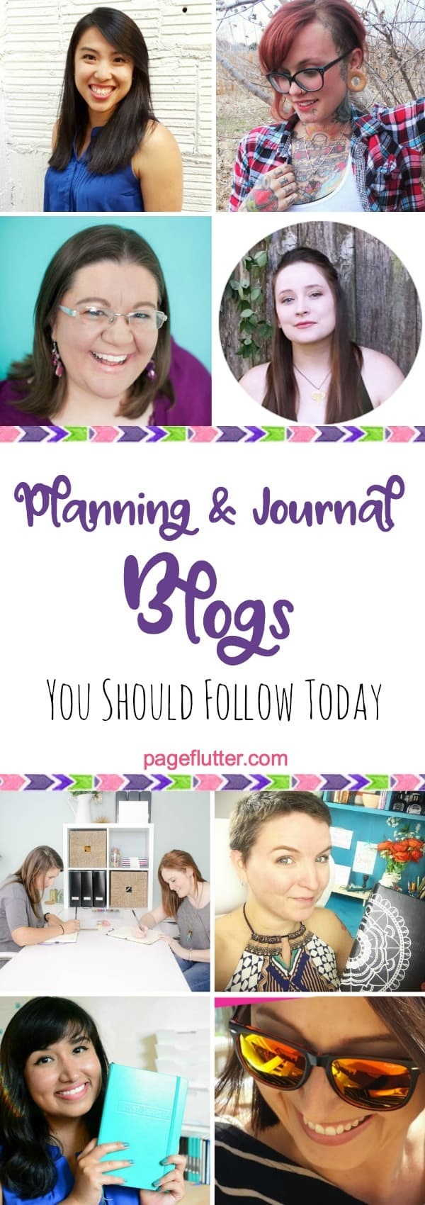 My top blogs to follow for planning, bullet journaling, productivity, and intentional living.