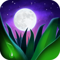 Relaxing Melodies App. These apps won't upset your analog living.