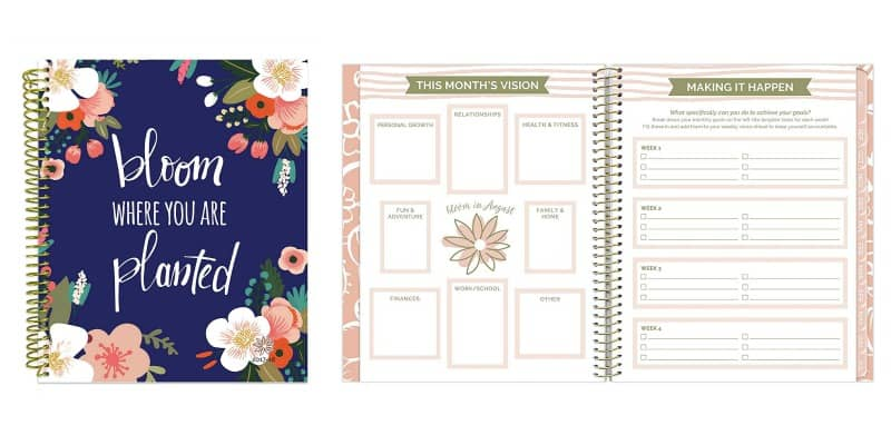 bloom daily planners is bullet journaling not for you get organized for back to school with these stylish