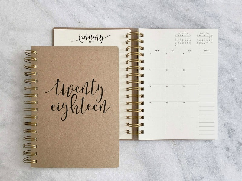 10 stylish academic planners to make you back to school ready