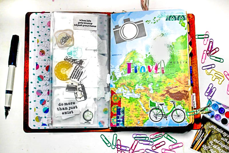How To Make Your Perfect Traveler S Notebook Dashboards