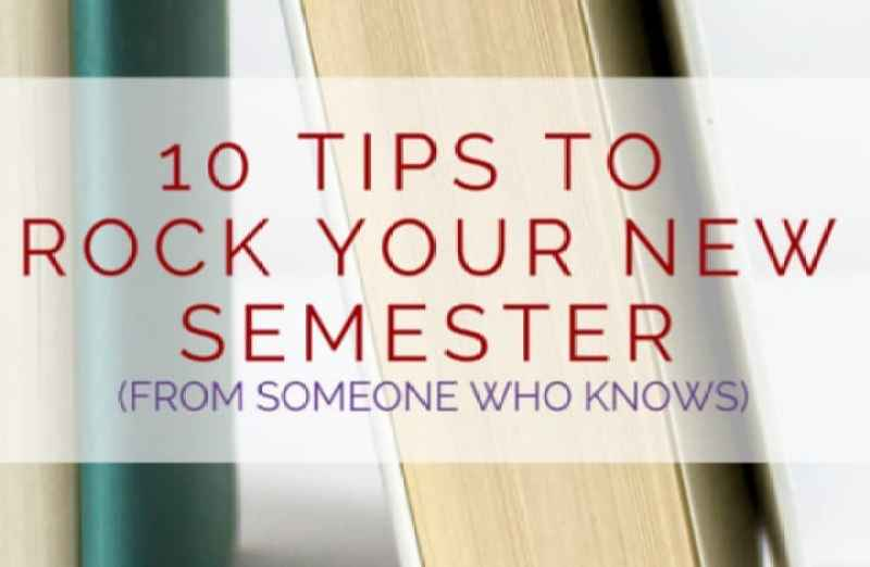 Student Habits to Rock Your New Semester (From Someone Who Knows) | Jihi Elephant for pageflutter.com