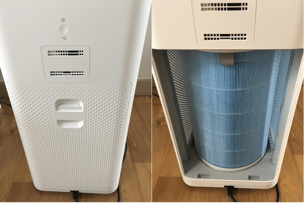 mi air purifier 2 2