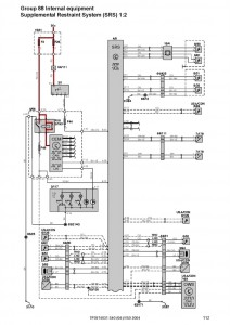 Volvo S40, V50, S60, S70, V70, C70, XC70, S80, XC90 Workshop Electrical Wiring Diagram 20042006