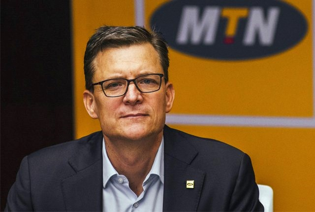 Rob Shuter resigns from MTN Nigeria board