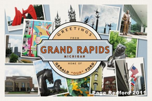Grand Rapids Postcard 1
