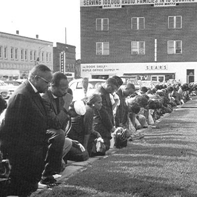 Civil Rights Pray-in