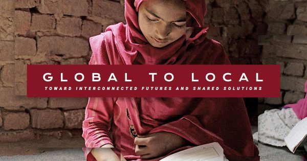 Global To Local - Evolve