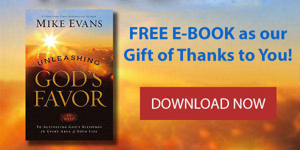 Unleashing God's Favor