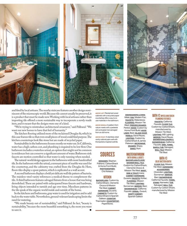 kitchen bath business november
