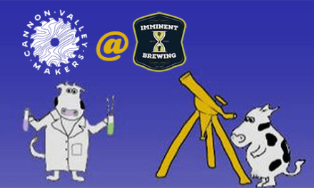 C.O.W.S. – February 11th, Imminent Brewery