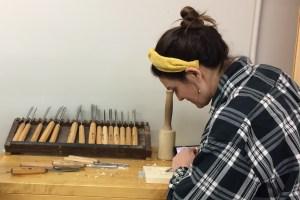 Wood Carver