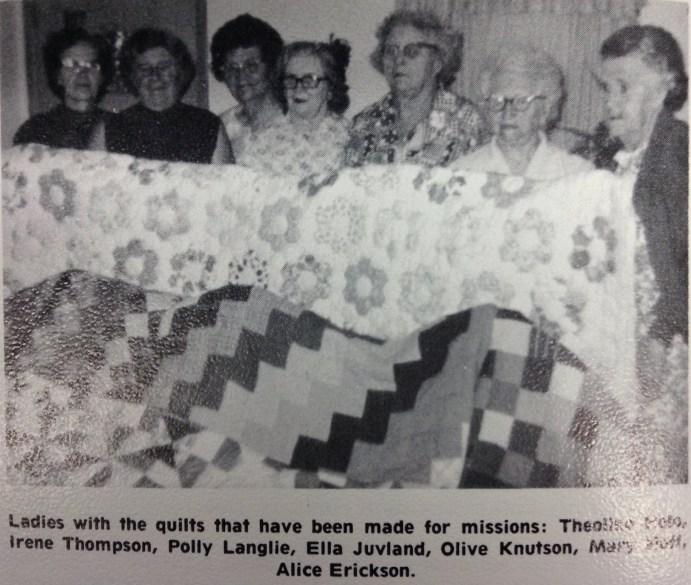 Bethel Lutheran Women's Organization.