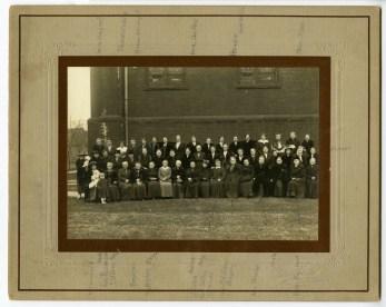 Trinity Ladies' Aid, 1912?