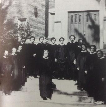 Holden Women's Choir.