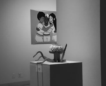 black and white UPRISING 1