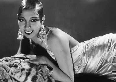 The Travels of Josephine Baker and Sidney Bechet