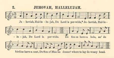 Jehovah, Hallelujah