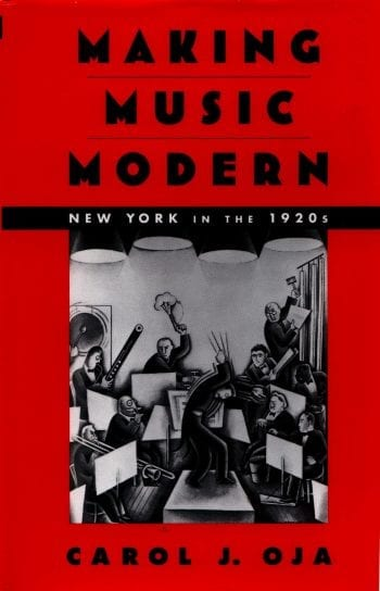 Programs of Modern-Music Societies in New York, 1920-1931