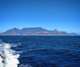 Cape Town From Ferry