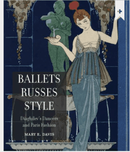 This book will serve as an introduction to the world of the Ballets Russes.
