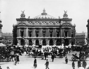 The Opèra. Wikimedia Commons.