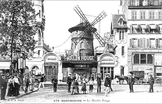 Moulin rouge real sex