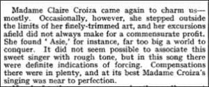 Claire Croiza Clip