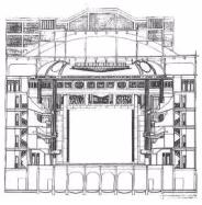 Sketch of Théâtre des Champ Élysées