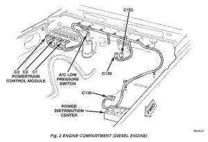 2005 Dodge Magnum Pump Engine Diagram  Best Place to Find